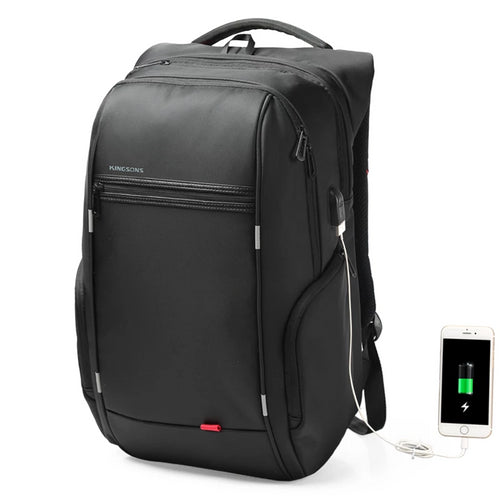 Laptop Backpack for Men with USB