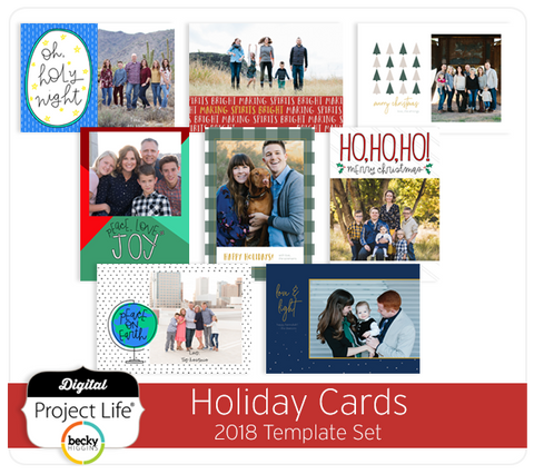 Holiday Cards 2018
