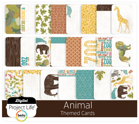 Animal Themed Cards