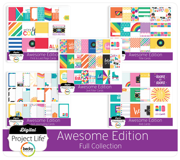 Awesome Edition Full Collection