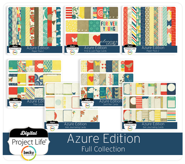 Azure Edition Full Collection