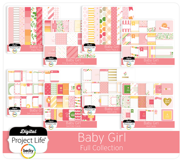 Baby Girl Edition Full Collection