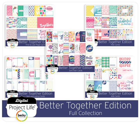 Better Together Edition Full Collection