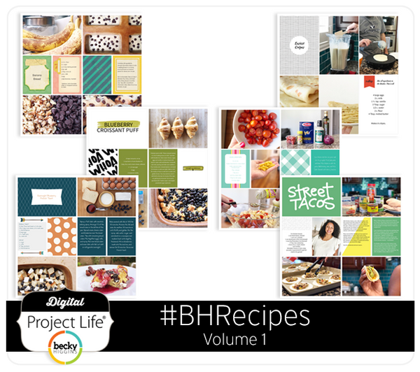 #BHRecipes Vol. 1