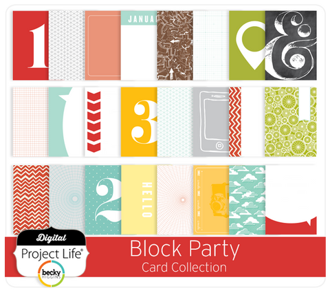 Block Party Card Collection