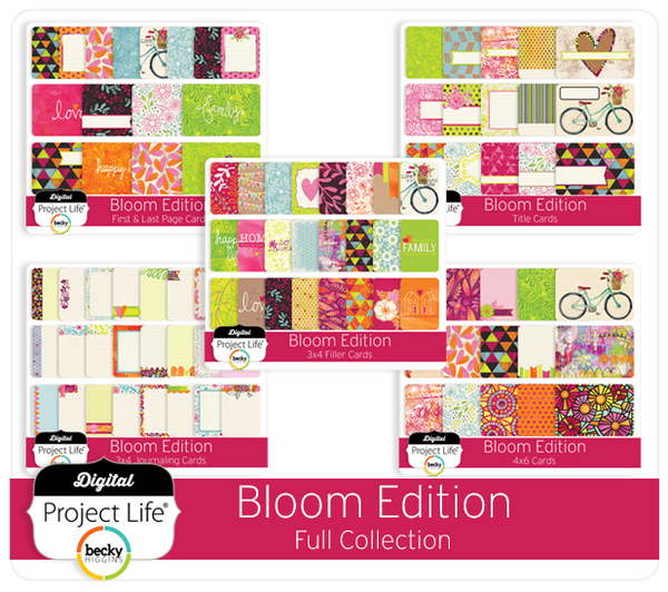 Bloom Edition Full Collection