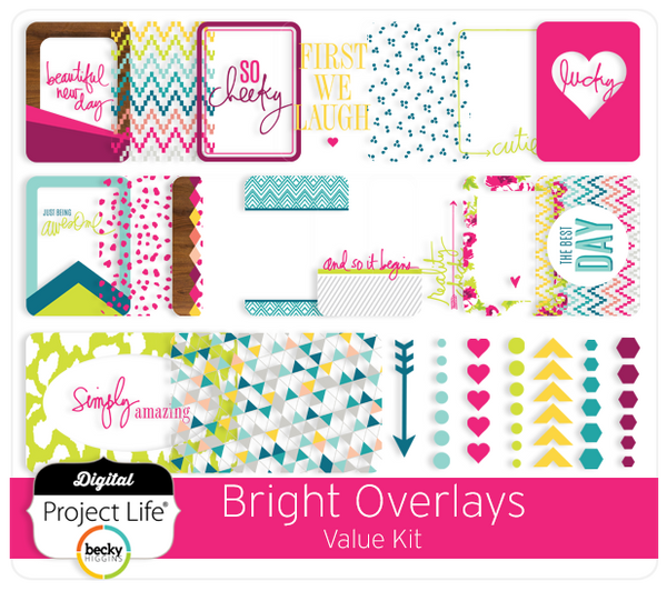 Bright Overlays Value Kit