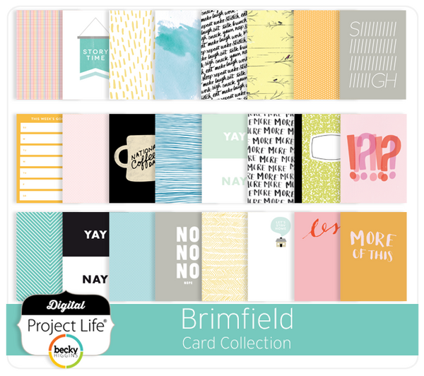 Brimfield Card Collection