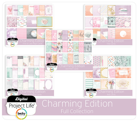 Charming Edition Full Collection