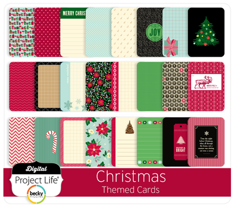 Christmas Themed Cards