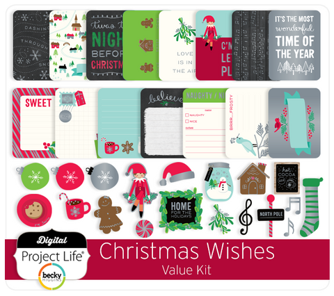 Christmas Wishes Value Kit