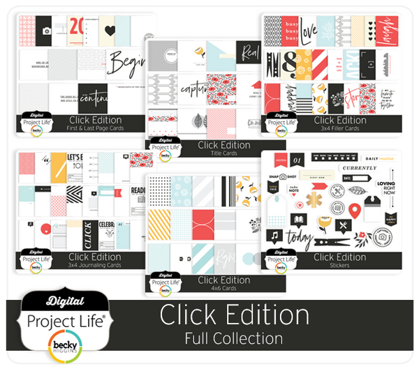 Click Edition Full Collection