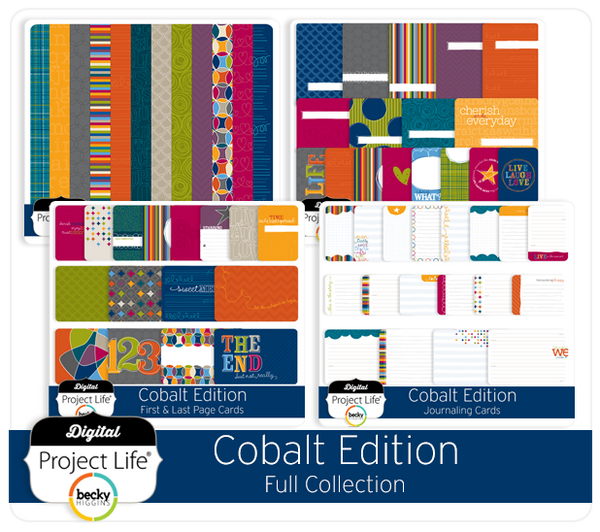 Cobalt Edition Full Collection