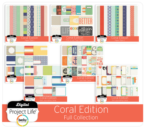 Coral Edition Full Collection