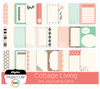 Cottage Living Edition 3x4 Journaling Cards