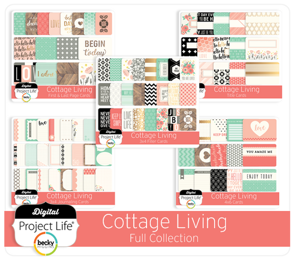Cottage Living Edition Full Collection