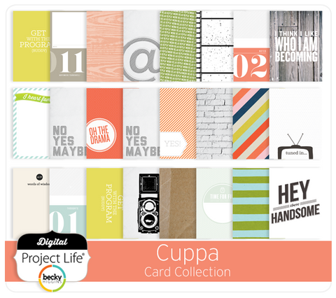 Cuppa Card Collection