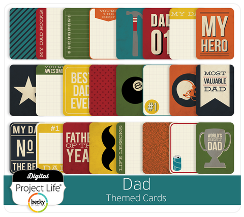 Dad Themed Cards