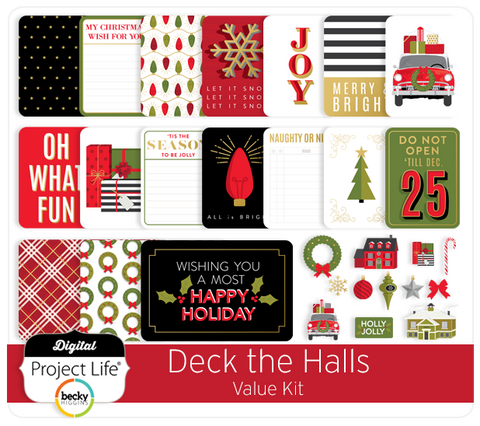 Deck the Halls Value Kit