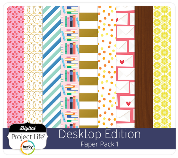Desktop Edition Paper Pack 1