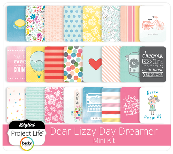 Dear Lizzy Day Dreamer Mini Kit