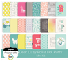 Dear Lizzy Polka Dot Party Mini Kit