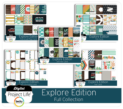 Explore Edition Full Collection