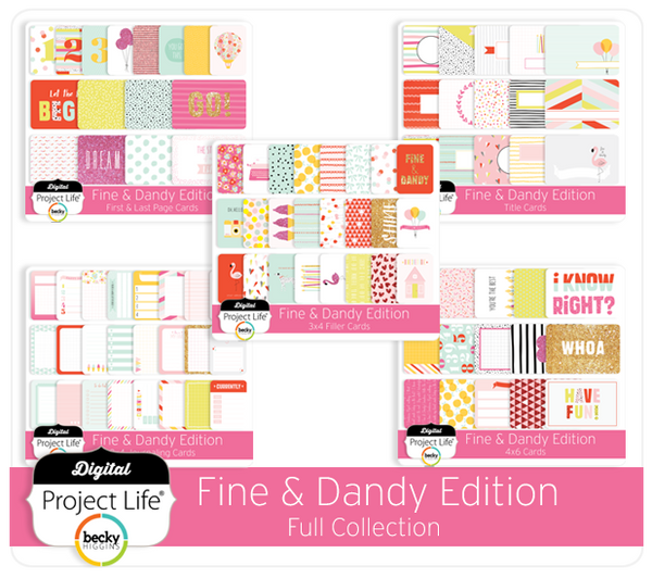 Fine & Dandy Edition Full Collection
