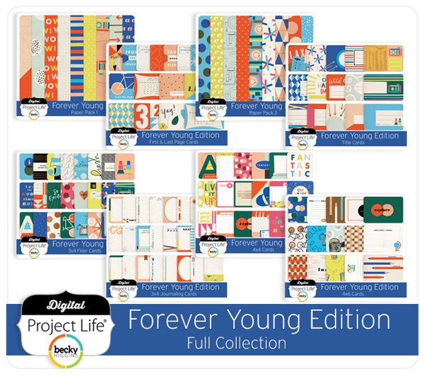 Forever Young Edition Full Collection
