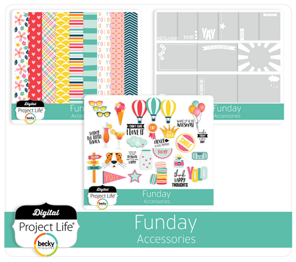 Funday Value Kit Accessories