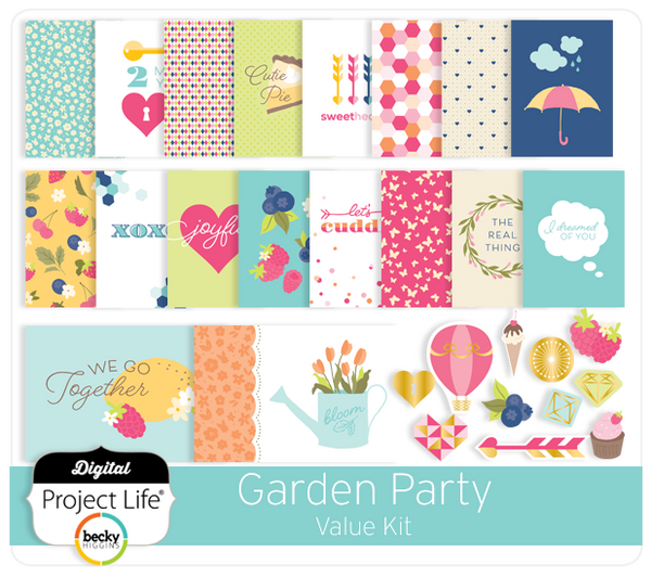 Garden Party Value Kit