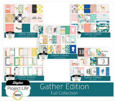 Gather Edition Full Collection