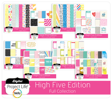 High Five Edition Full Collection