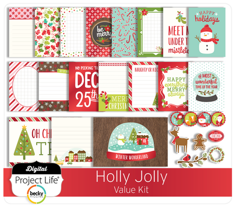 Holly Jolly Value Kit