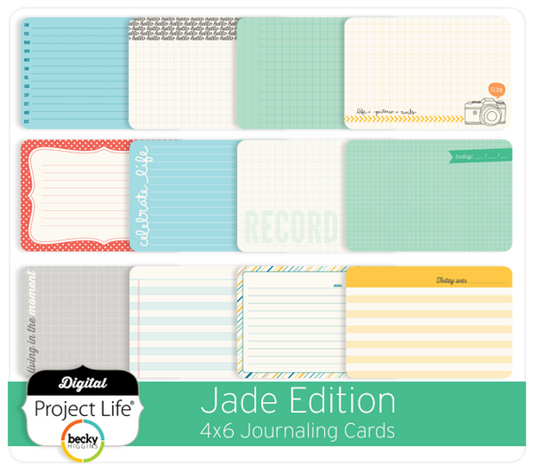 Jade Edition Bi-Fold Cards