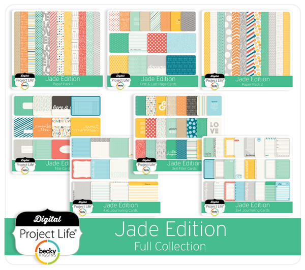 Jade Edition Full Collection