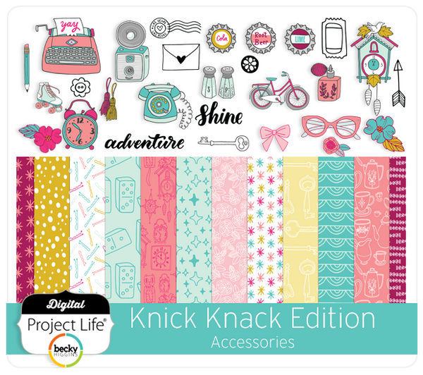 Knick Knack Edition Accessories