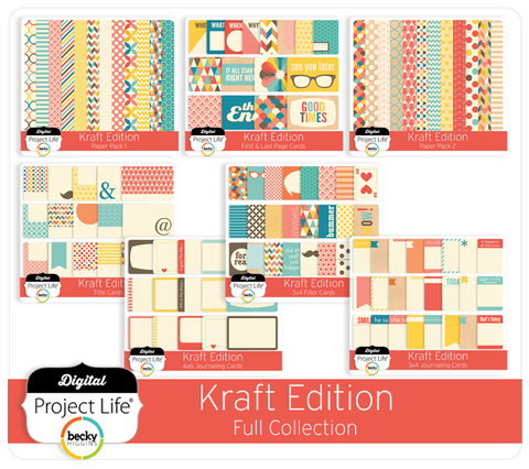 Kraft Edition Full Collection