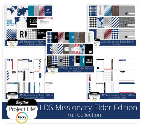 LDS Missionary Elder Edition Full Collection