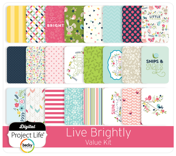 Live Brightly Value Kit