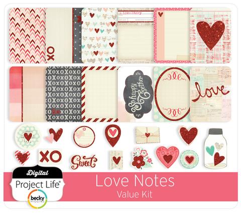 Love Notes Value Kit