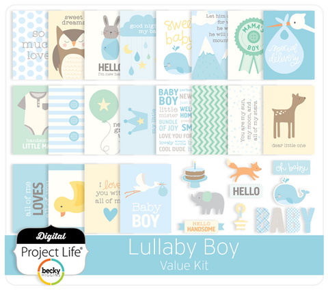 Lullaby Boy Value Kit