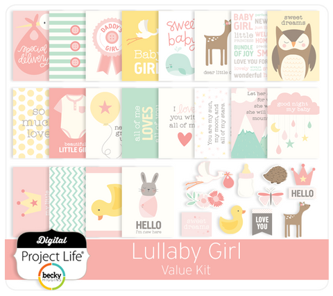 Lullaby Girl Value Kit