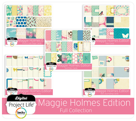Maggie Holmes Edition Full Collection