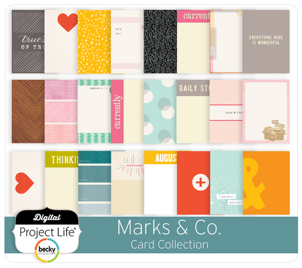 Marks & Co. Card Collection