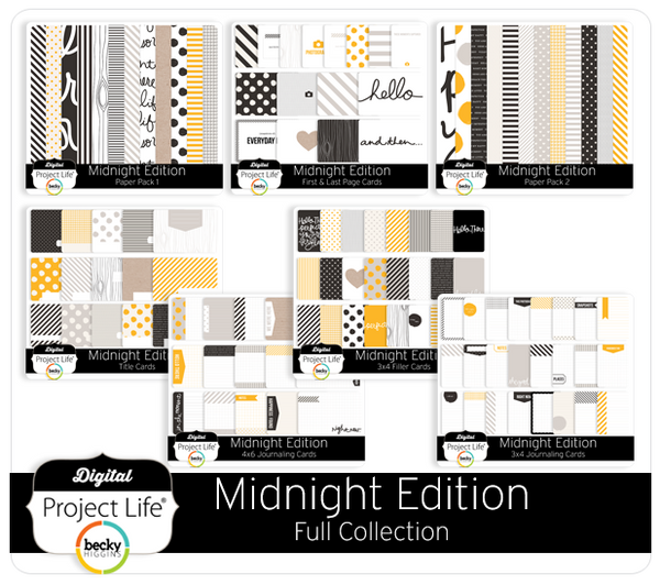 Midnight Edition Full Collection