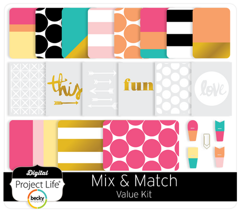 Mix & Match Value Kit