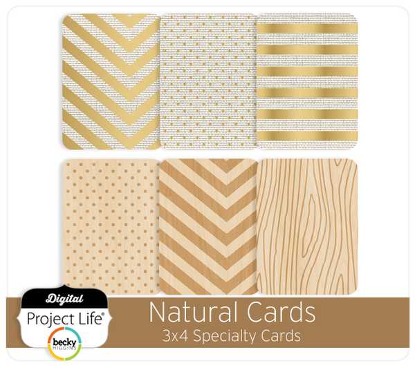 Natural Cards