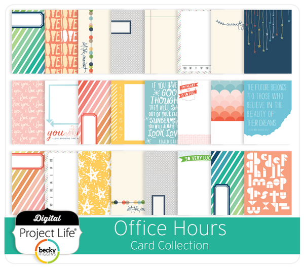 Office Hours Card Collection