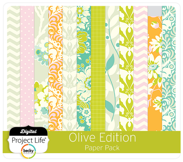Olive Edition Papers